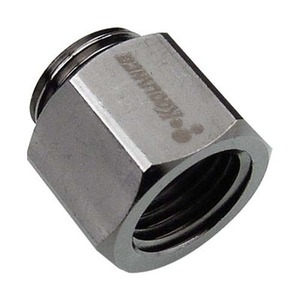 Threading Adapter, G 1/4 Male to NPT 1/4 Female [ADT-G14M-N14F]