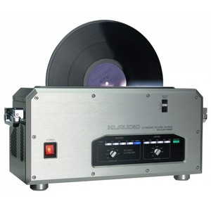 LP Vinyl Record Ultrasonic Cleaner with Dryer (External Water Source Version) [KD-CLN-LP200S]