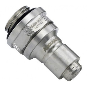 QD2H Male Quick Disconnect No-Spill Coupling, Male Threaded G 1/4 BSPP [QD2H-MG4]
