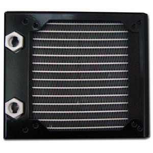 1Fan Radiator, HX-422 Single 120mm(HX-422)